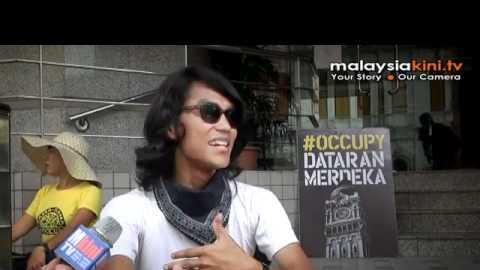 50 days later: Why 'Occupy Dataran' still on