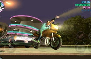 Daily iPhone App: Grand Theft Auto Vice City Anniversary is a great way to relive the memories