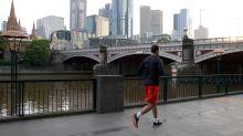 Australia's Victoria state reaches lower infection milestone