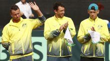 Australia lose last traditional Davis Cup tie