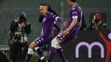 Sassuolo's Berardi hits penalty brace to pile pressure on Fiorentina
