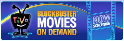 Blockbuster On Demand goes live on TiVo boxes