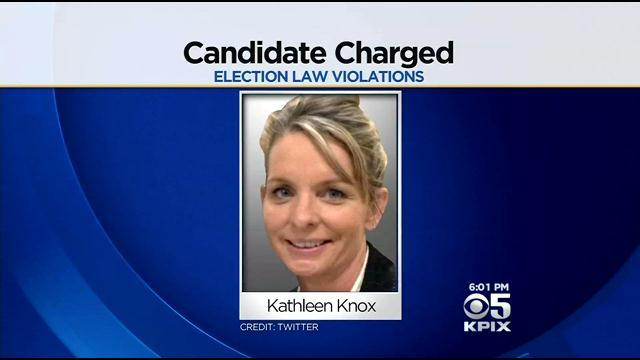 Candidate For Alameda County Auditor Faces Felony Charges