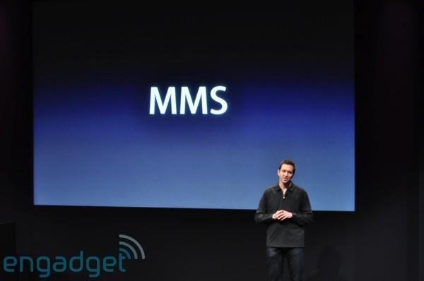 AT&T rolling out MMS to iPhone on September 25, tethering 'in the future'