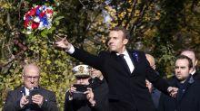 Malgré la crise économique, l'Élysée a dépensé pour 600 000 euros de fleurs en 2020