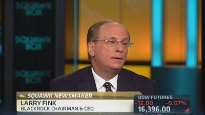 Investment products need greater scrutiny: Fink