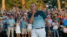 Sergio Garcia's persistence finally yields reward with Masters triumph