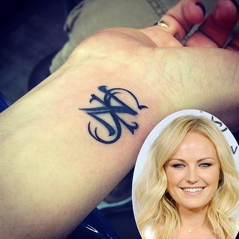 Malin Akerman Alters Tattoo For Estranged Husband Now Reads Sons