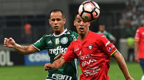 Thomaz Santos fue fichado por el Sao Paulo