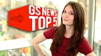 GS News Top 5 - Xbox One and PS4 launch lineups and Diablo 3!