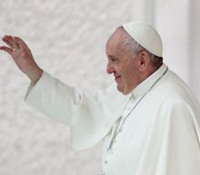 Pope endorses same-sex civil unions in remarks which delight liberals but dismay conservatives