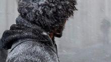 受極地漩渦影響,美國中西部急凍!