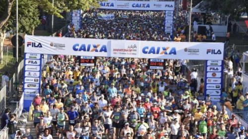 Maratona Internacional de São Paulo conta com patrocínio da Fila