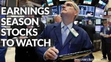 Stocks To Watch Ahead Of Earnings: Bruker Just 1% Below Buy Point