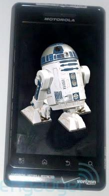 Droid 2 launching as soon as August 12, embraces Star Wars roots with R2-D2 edition