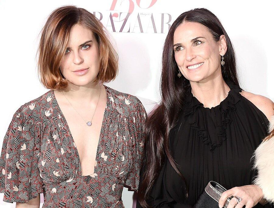 Demi Moore S Daughter Tallulah Willis