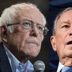 Michael Bloomberg Seeks Debate Redemption While Bernie Sanders Faces Attack