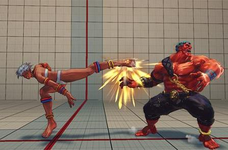 New dogs learn old tricks in Ultra Street Fighter 4