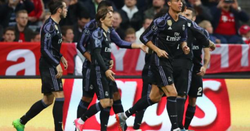 Foot - C1 - Le Real Madrid renverse le Bayern Munich