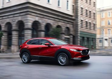 全車系標配 CTS、旗艦型以上新增換檔撥片,2021年式 Mazda CX-30 開始接單