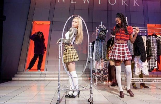 differently utterly stylish buying cheap Clueless' Theater Review: This Season's Second Cher Musical ...