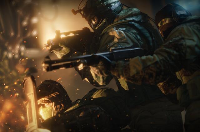 Playdate: Breaching and clearing with 'Rainbow Six: Siege'