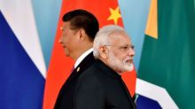 China is digging for gold right next to its disputed border with India