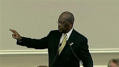 Front-Runner Cain Plans To Boycott Nevada Caucus