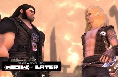 Schafer would 'love' more Brutal Legend content on PC