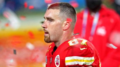 It's Super Bowl or bust for Kelce