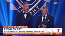 Brownlow Medal winner reveals strange diet