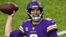 Kirk Cousins is the Vikings' quarterback, for better or for worse