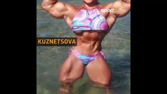 Steroide Kein Problem Diese Gewichtheberin Hat Unglaubliche Muskeln Video