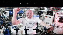 Rekord-Raumfahrer Alexander Gerst kommt heim