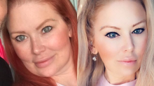 'It's as if I've turned back the clock': Jenna Jameson says the keto diet completely changed her face