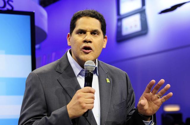Former Nintendo exec Reggie Fils-Aimé joins GameStop's board