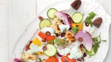 Summer Grillin': Easy Recipes for Dinner on a Stick