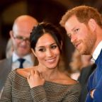 Prince Harry and Meghan Markle: Palace denies Queen considered stripping couple of 'Duke and Duchess of Sussex' titles
