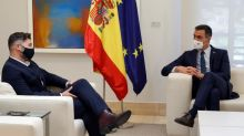 Rufián: pactar los presupuestos con Ciudadanos y ERC es incompatible