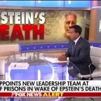 DOJ appoints new leadership team at Bureau of Prisons in wake of Jeffrey Epstein's death