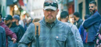 Matt Damon on playing red-state roughneck
