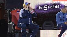 The Five Pointer: Maradona's throne, Xhaka told to apologise, England fined