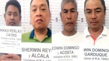 Police nab suspects in alleged 'rent-tangay' scheme in QC