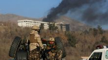 Heavy casualties after overnight battle at Kabul hotel