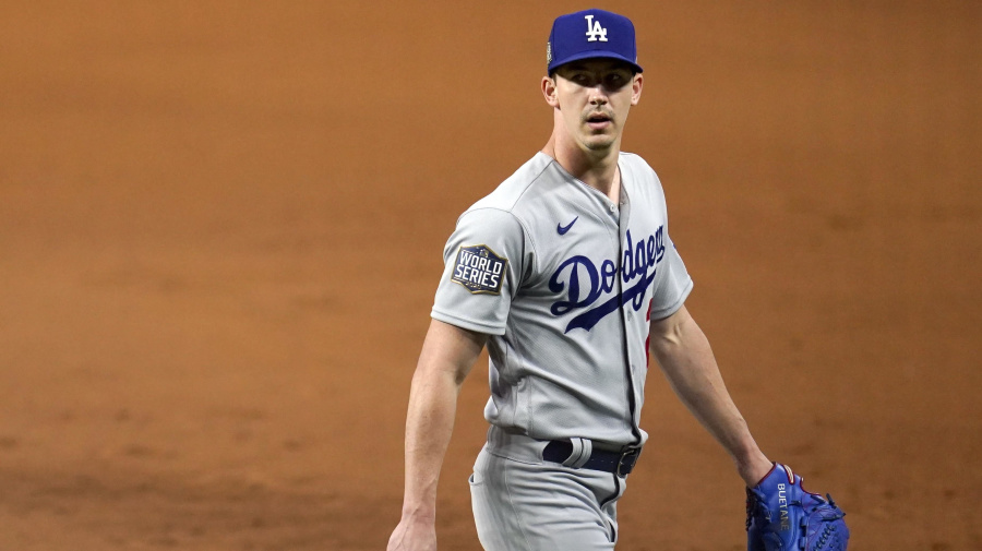 Buehler locked in as Dodgers chase championship