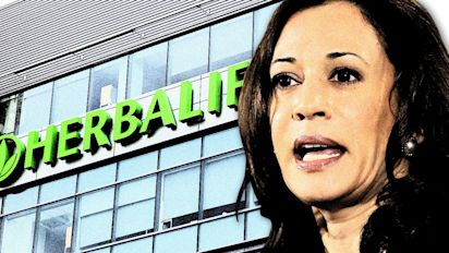 Why did Kamala Harris let Herbalife off the hook?