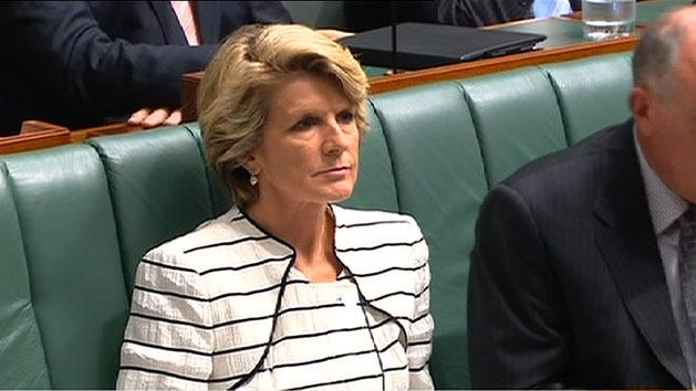 New claims about Julie Bishop