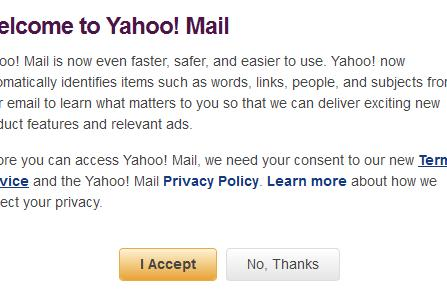 Yahoo confirms Mail / Messenger outage, working on a fix