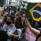Coronavirus: Pandemic 'not over', warns WHO as Brazil reports record number of daily deaths