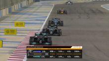 Nuevos análisis de F1 con la tecnología de AWS ayudarán a los seguidores de la FÓRMULA 1 a comprender las decisiones que se toman en fracciones de segundo en la pista